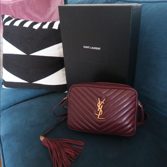 Saint Laurent Bags Ysl Lou Camera Bag In Matelass Leather Poshmark